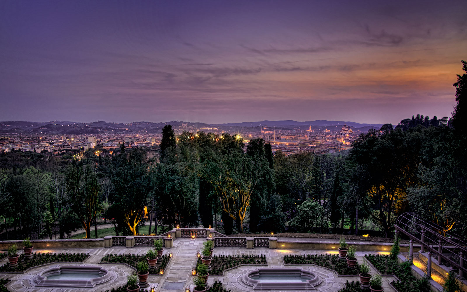 Salviatino luxury hotel Florence