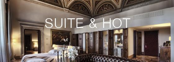 Salviatino luxury hotel Florence